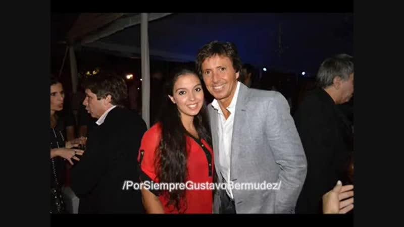 Gustavo Bermudez y sus fans