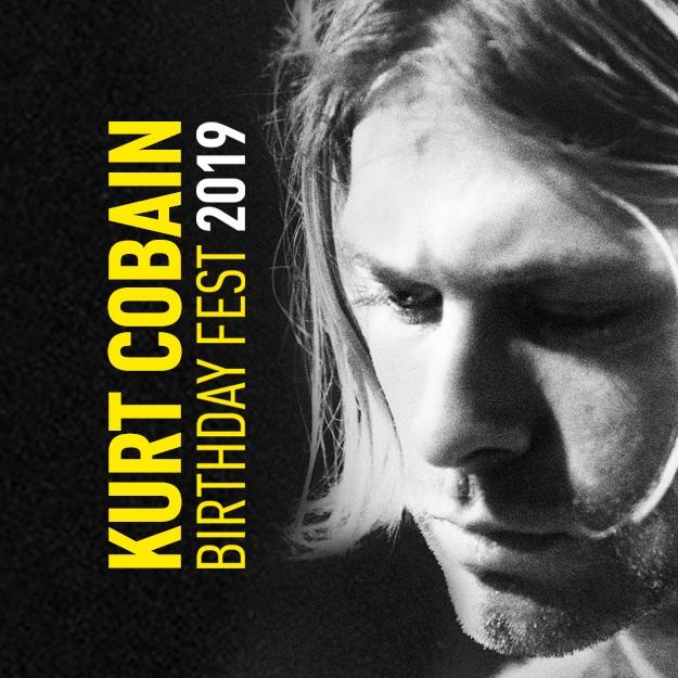 Афиша Москва Kurt Cobain Birthday Fest 2019 / 20.02 / Москва