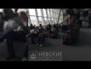 Пассажиры рейса Варшава Петербург около часа просидели в неисправном самолете