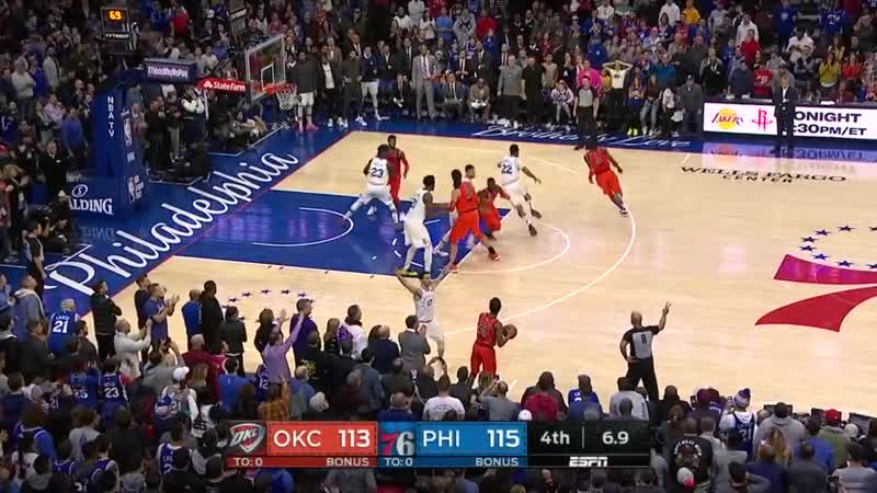 20 секунд баскетбола, которые лучше целой серии плей-офф