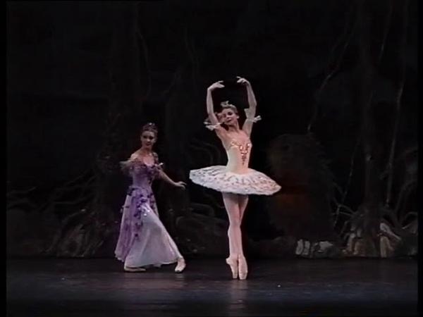 Obraztsova Merkuriev Sleeping Beauty Excerpts Guesting at Perm Ballet