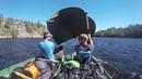 2016 Key River Catamaran Canoe Sailing Ontario Canada