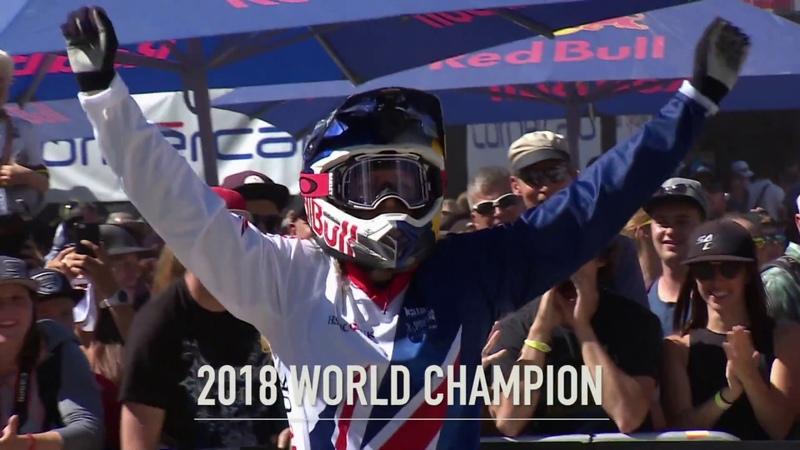 TWO DOWNHILL WORLD CHAMPIONS!! Atherton diaries ep 33