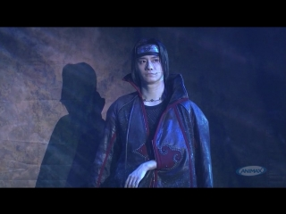 Live spectacle naruto: akatsuki no shirabe | живой спектакль наруто: изучение акацуки (2017) (animax)