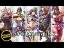 SOULCALIBUR VI All 14 Character Trailers TALIM / MAXI / YOSHIMITSU / TAKI / GERALT / IVY More!
