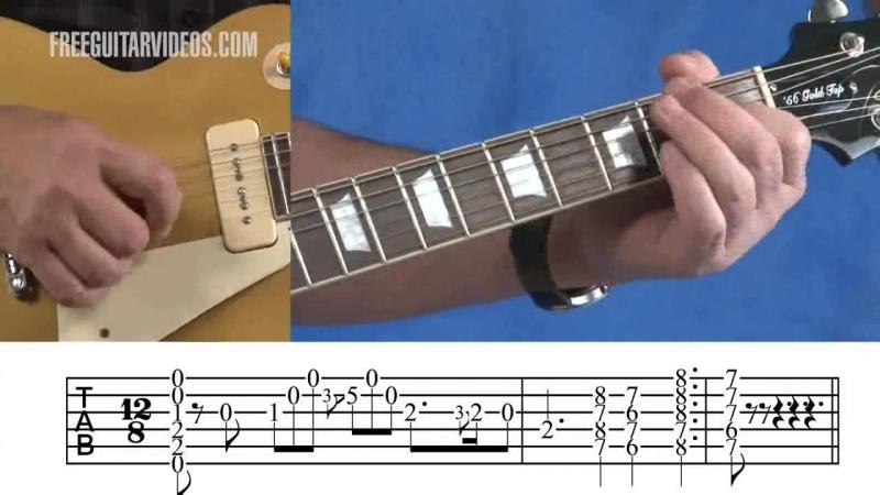Jody Worrell - Blues Guitar Licks (Intros And Endings)