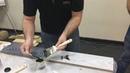Патинирование дуба масло-воском ОСМО 3188 и 3169