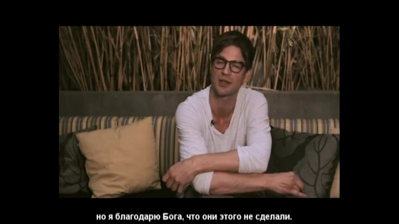 Queer as Folks Gale Harold - It Gets Better (руссуб)