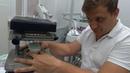Изготовление прозрачного силиконовой ключа. Для реставрации методом переноса