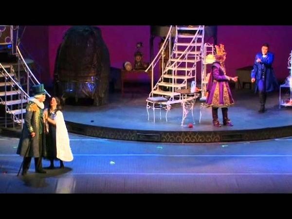 LA CENERENTOLA - Sofia National Opera and Ballet