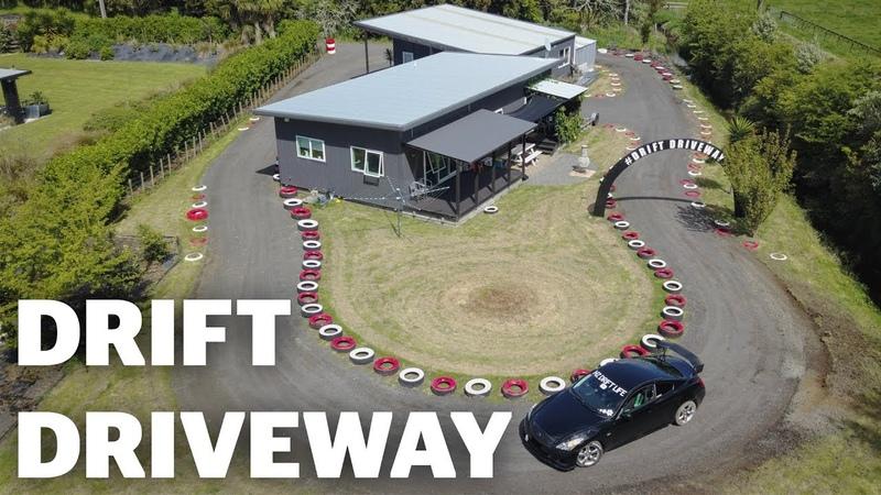 Kiwi dad builds racetrack around home | nzherald.co.nz