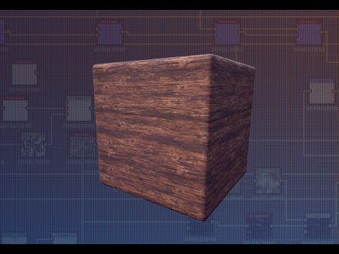 Wood Shaders in Substance - (3dm Promo)