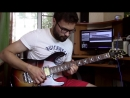 From JTC Major soloing lick played by Nick Vektor Savin