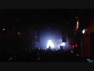 GHOSTEMANE & PHARAOH - Blood Oceans (live at Yekaterinburg 01.02.2019)