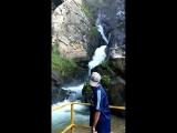 Руся, водопад