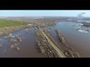 Разлив на реке Ворона, 2018 г.
