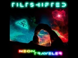 TiltShifted - Neon Traveler (Full Album) 80s, Outrun, Retrowave, Space synth, Synthwave