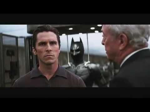 The Dark Knight Some Men Just Want To Watch The World Burn