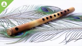 Indian Flute Meditation Music, Yoga Music, Positive Vibes, Peace Of Mind