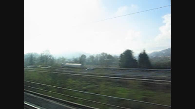 Скоростной поезд - Тоскана (Флоренция)
