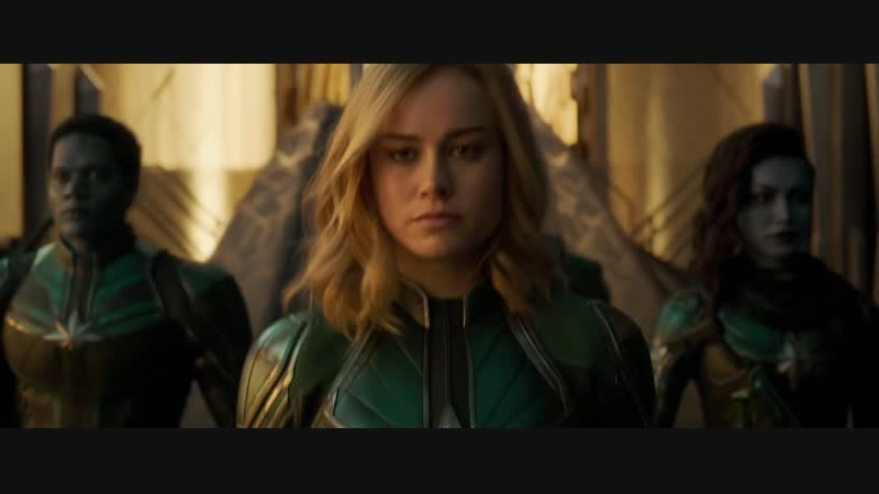 "Marvel Studios Captain Marvel ¦ _""Rise_"" TV Spot""}"