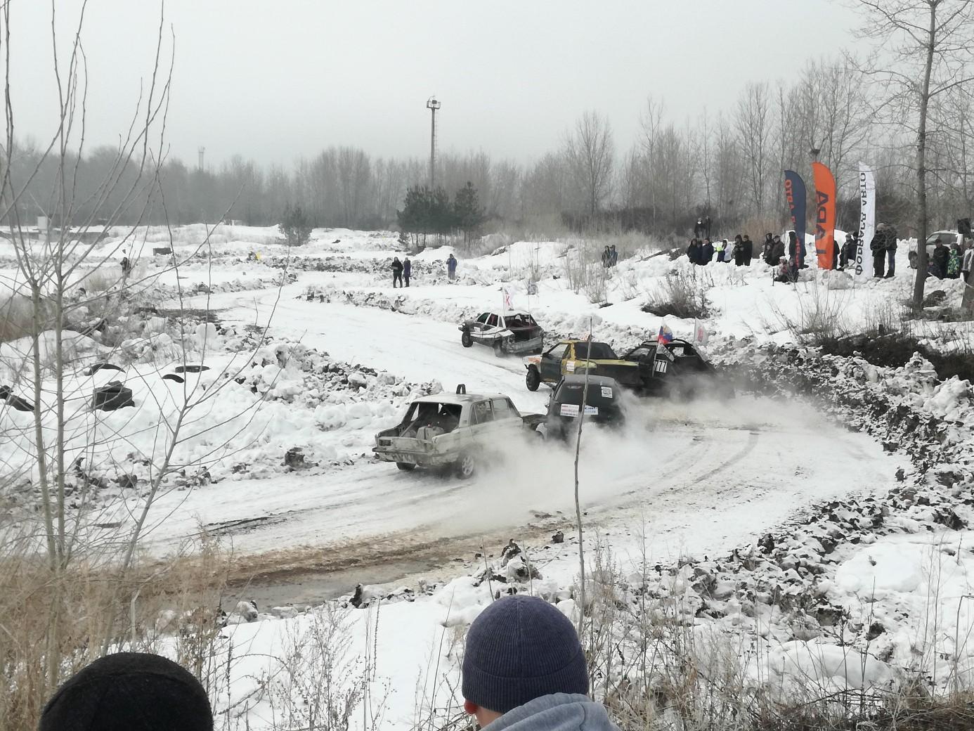 экстремальные гонки, чайковский район, 2019 год