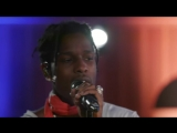 A$AP Rocky - (Sittin on) The Dock of the Bay (covers Otis Redding)