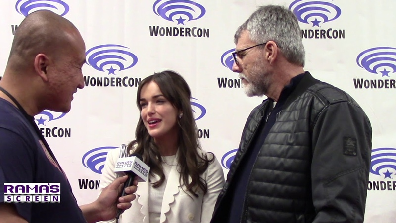 WonderCon 19 Interview Elizabeth Henstridge and Jeff Bell | Marvels AGENTS OF S.H.I.E.L.D.