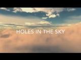 M83 feat. HAIM - Holes in the Sky (Lyric Video)