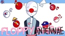 [REMAKE] (Flipaclip) Floppy Antennae (Ears) meme (Countryhumans) (its me birdday)