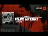 Listen #Techno #music with Roland Van Banks - Technic mix #Periscope