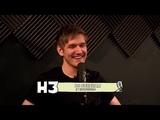 Bo Burnham Says 'Like' 426 times on the H3 Podcast