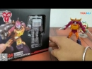 Papa Toys - PPT-04 Hot Break(Hot Rod/Rodimus Prime)