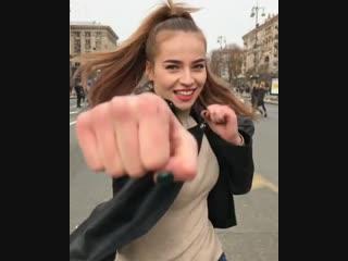 Схлестнулся бы ?? Кёкусинкай карате. Подготовка бойца https://vk.com/oyama_mas