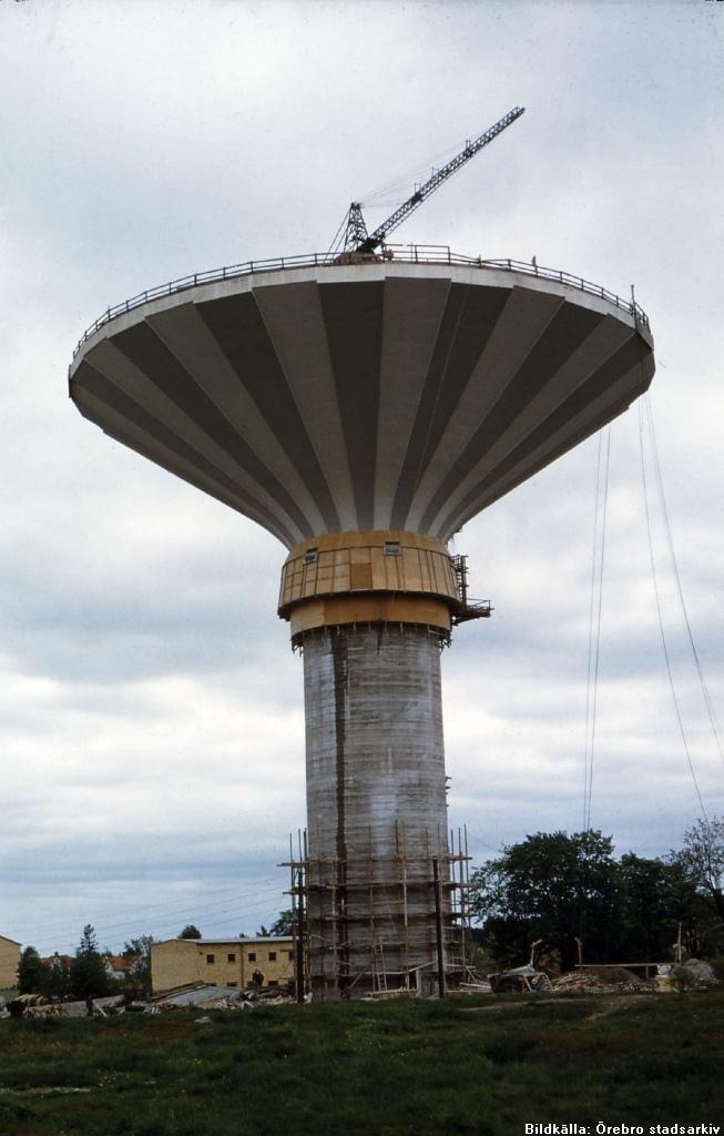Водонапорная башня Svampen