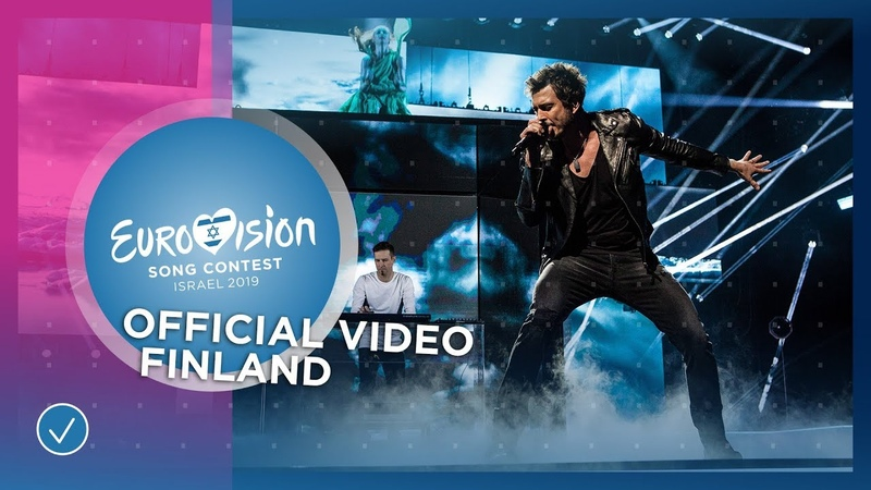Darude feat Sebastian Rejman Look Away Finland 🇫🇮 Official Video Eurovision 2019