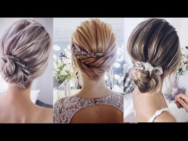 Elegnat Updo Hairstyles - Quick And Easy Updo Hairstyles With Braids