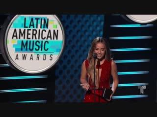 Победа в номинации «Любимая песня в жанре урбан» на «Latin American Music Awards 2018»