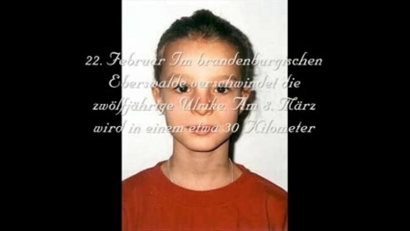 Opfer von sexuellen Verbrechen -2008