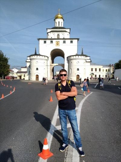 Андрей Крашенинников