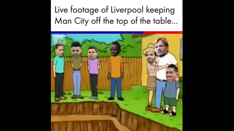 City win but Liverpool respond again to back to the top of the Premier League... 👀