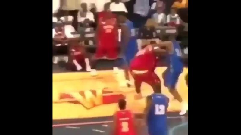 Биг Бос в баскетболе