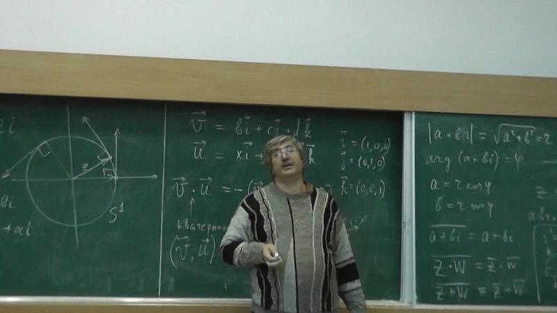 10 Причёсывание ежа и несуществование 3-мерной алгебры без делителей нуля