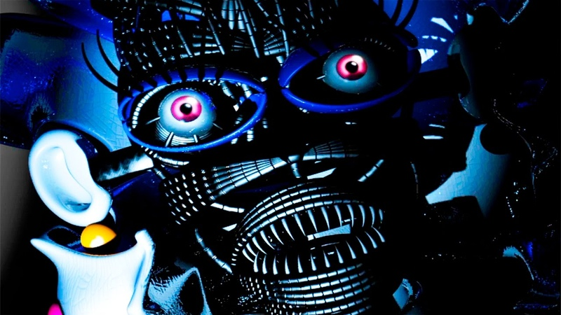 СЕСТРА ПЛЮШЕВЫХ ПАДЛ ► Five Nights at Freddys Sister Location 1