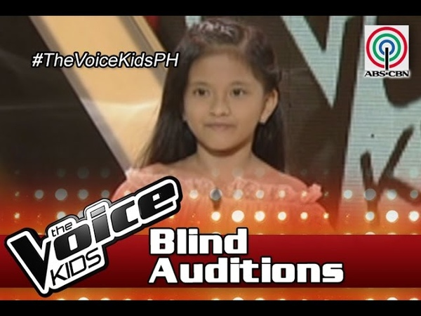 The Voice Kids Philippines 2016 Blind Auditions Himala by Geleina