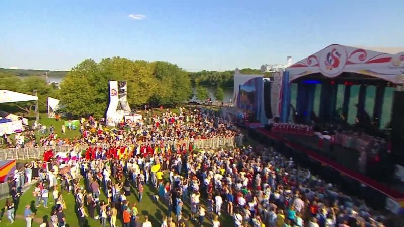 Хоровод Фестиваль Русское Поле