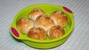 Пампушки с чесноком к борщу аппетитные и воздушные
