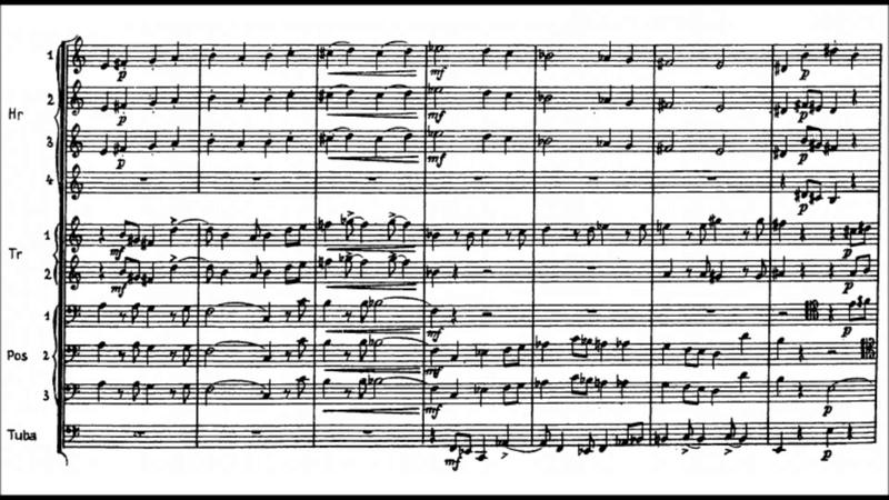 Paul Hindemith Symphonic Metamorphosis 1943