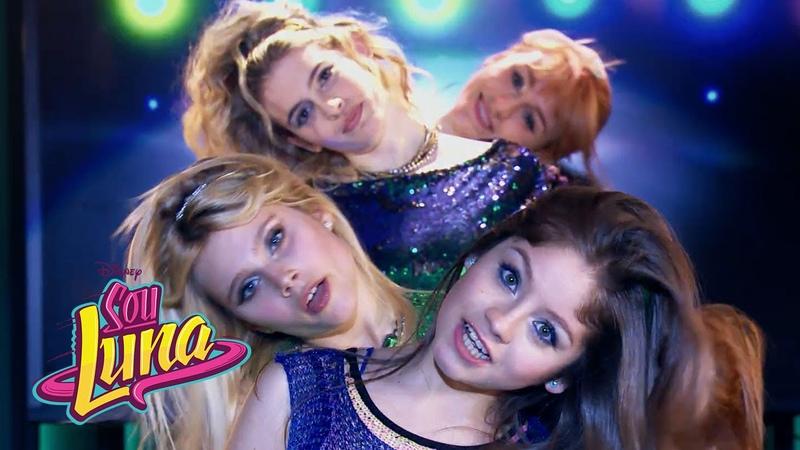 As meninas cantam Un destino - Momento Musical (com letra) - Sou Luna