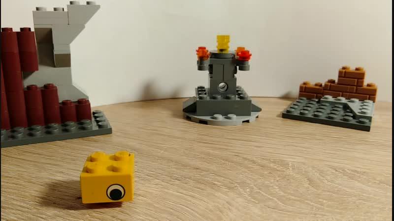 Лего фильм 2 моя версия трейлера